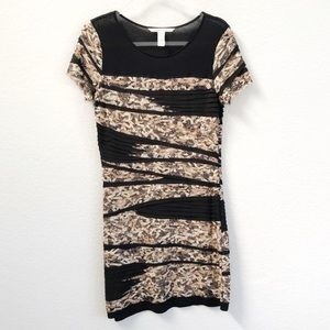 DVF Noelle Mini Dress Sz Large